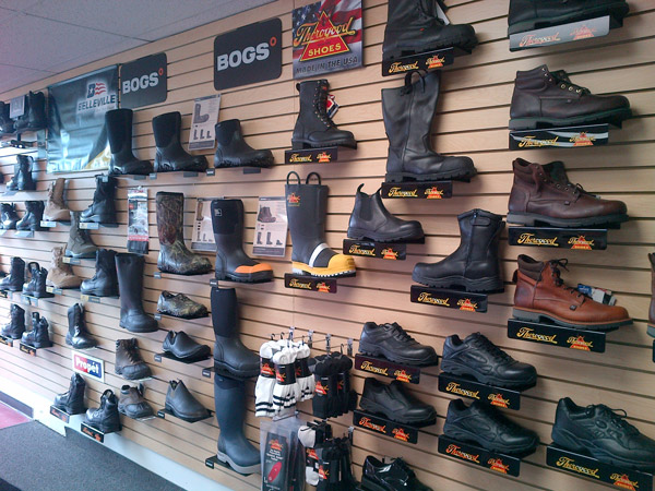 Best Place to Buy Work Boots 1