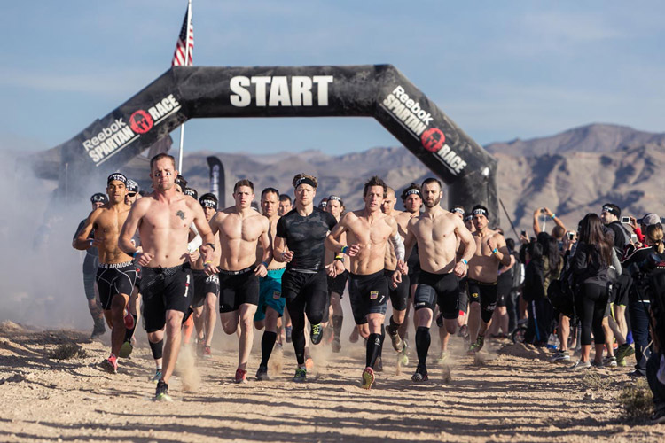 Best Shoes for Spartan Race start