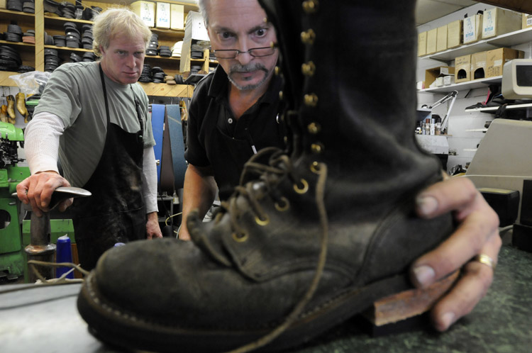 How Much to Resole Boots 1