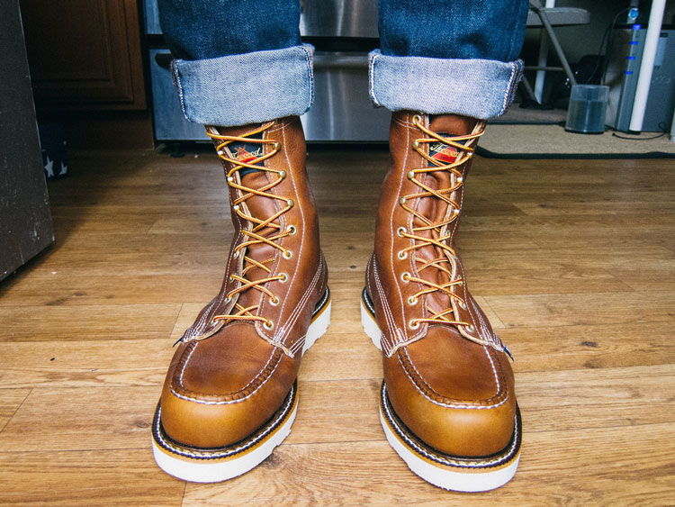 THOROGOOD BOOTS REVIEW mens