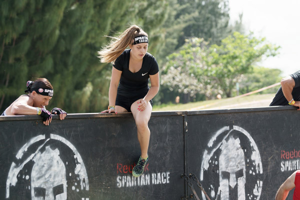 What to Wear for Spartan Race womens