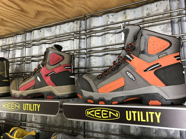 KEEN Work Boots Reviews 2017
