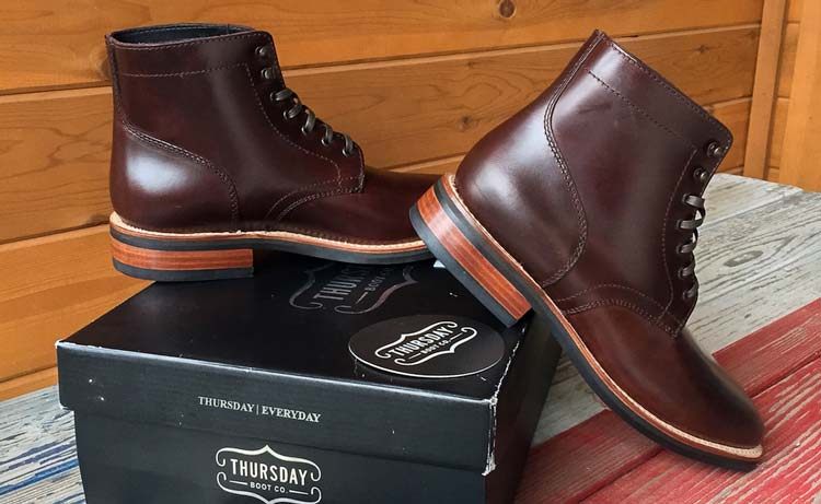 """Thursday Boot Company President Men's 6"""" Lace-up Boot Review"""