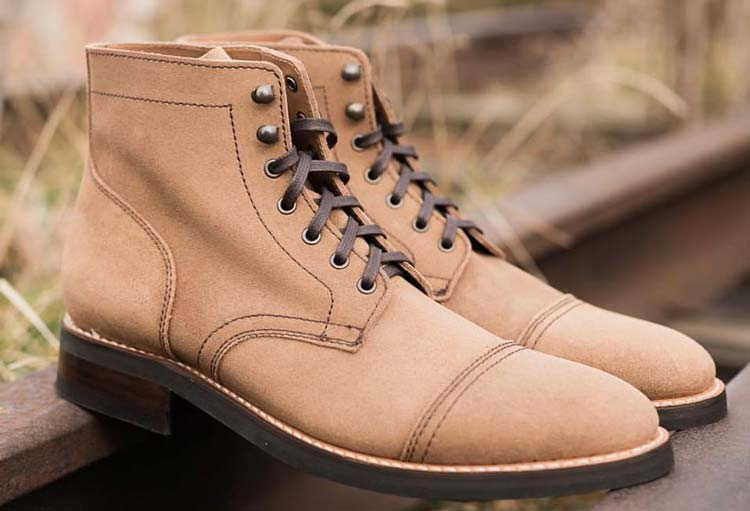Thursday Boot Company Captain 6-inch Lace-up Boot Review