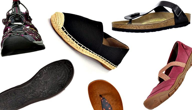 The Anatomy of Ideal Heel and Arch Support