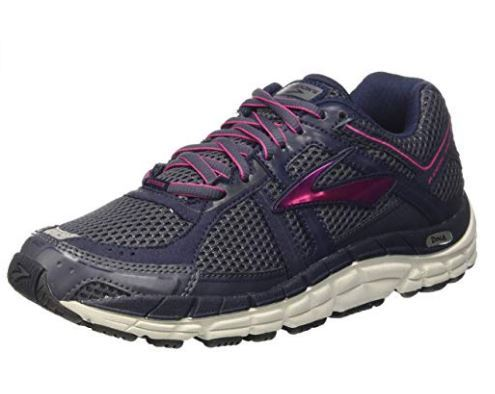 best running shoes for flat feet where Soles can't help but crave the stable, cushioned ride of the Brooks® Addiction 12 running shoe