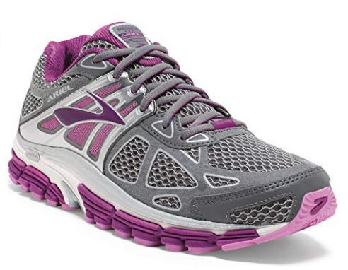 best running shoes for flat feet that provides excellent traction for slippery roads or sidewalks