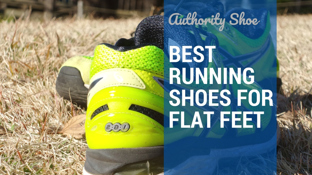best running shoes for flat feet featured image