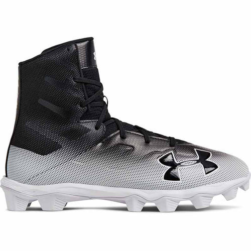UA Highlight RM Youth Football Cleats
